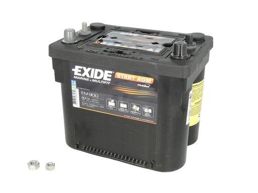 Baterie auto exide star agm 12v 42ah 900a
