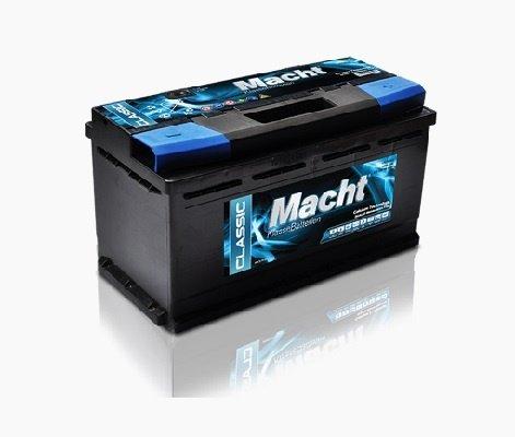 Baterie auto MACHT 12V 100 Ah 800A