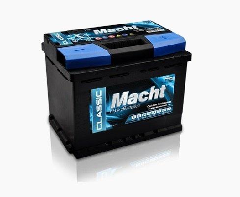 Baterie auto MACHT 12V 65 Ah 580A