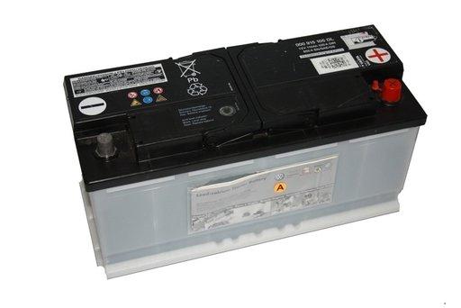 Baterie auto originala AUDI 110ah