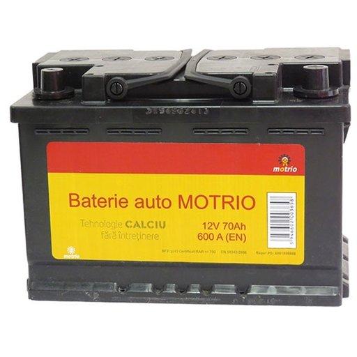 Baterie auto originala Dacia Motrio 70Ah 600A