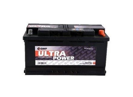 Baterie auto QWP, 56Ah, 480A, WEP5560