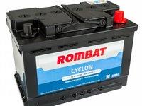 Baterie auto Rombat 72 Ah - livrare gratuita in Bacau !