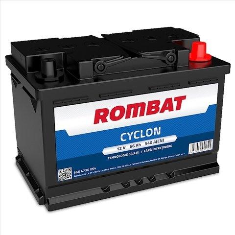 Baterie Auto Rombat Cyclon 66ah