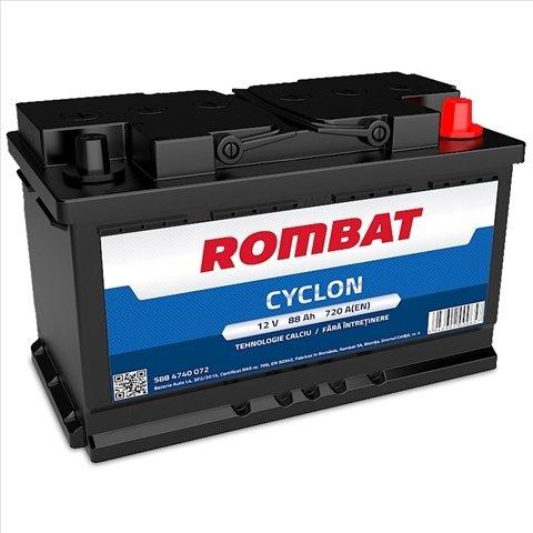 Baterie Auto Rombat Cyclon 88ah