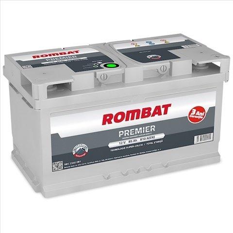 Baterie Auto Rombat Premier 85ah