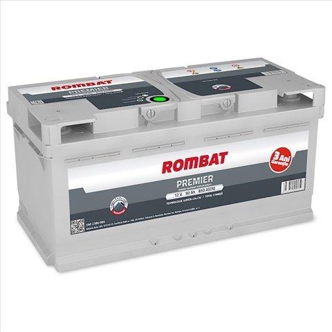 Baterie Auto Rombat Premier 90ah