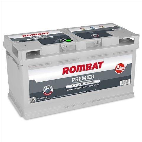 Baterie Auto Rombat Premier 95ah