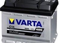 BATERIE AUTO VARTA Black Dynamic 56Ah