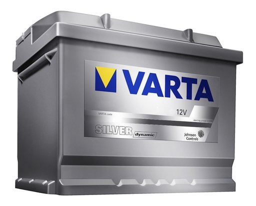 Baterie auto VARTA Silver Dynamic 52 Ah