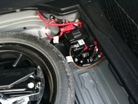Baterie auxiliara mercedes cls250 CDI w218