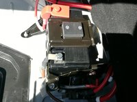 Baterie auxiliara portbagaj Mercedes w212 facelift