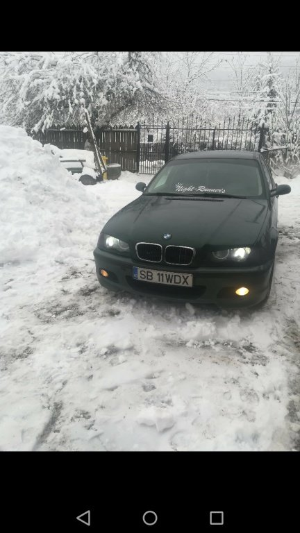 Baterie (BMW E46 benzina 1.9 an 2000 seria 3 volan stanga