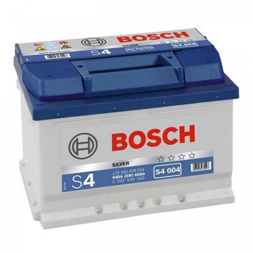 Baterie Bosch S4 60Ah 0092S40040