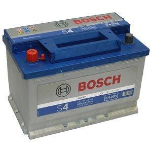 Baterie Bosch S4 74 Ah RE - borne inverse