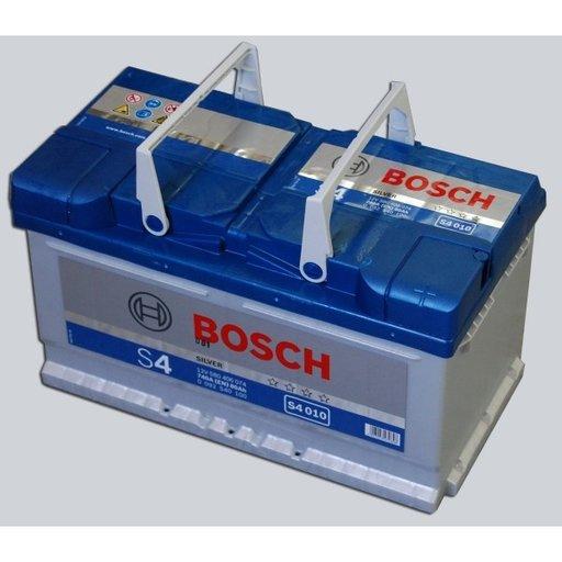 Baterie BOSCH S4 80 Ah 740A cod: 0092S40100