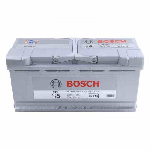 BATERIE BOSCH S5 110AH 920A 393X175X190 +DR (0 092 S50 150)
