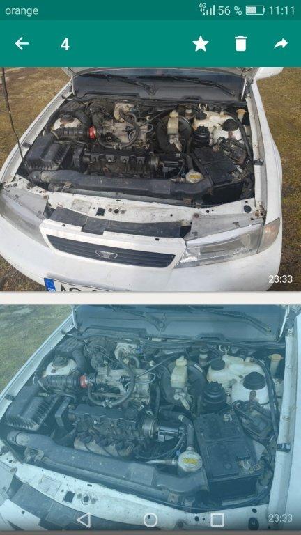 Baterie. (CIELO EXECUTIV AN 1996-2002 benzina
