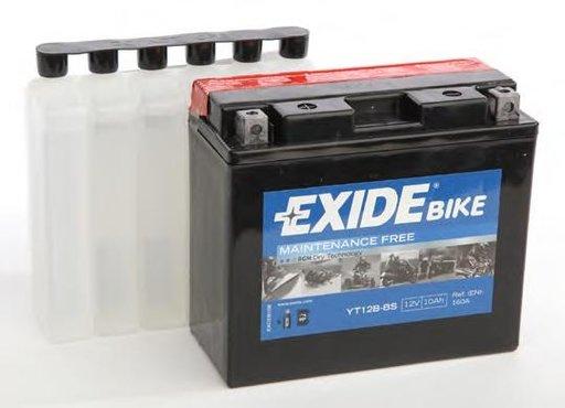 Baterie de pornire APRILIA MOTORCYCLES CUBE, APRILIA MOTORCYCLES SPORTCITY, DUCATI MOTORCYCLES 1000 - EXIDE YT12B-BS