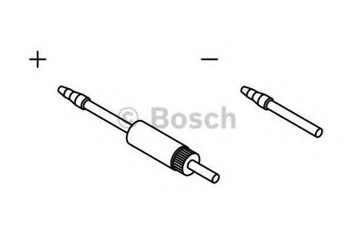 Baterie de pornire - BOSCH 0 092 M4F 040