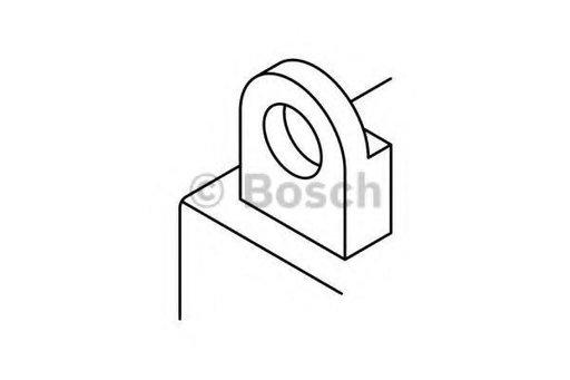 Baterie de pornire - BOSCH 0 092 M4F 100