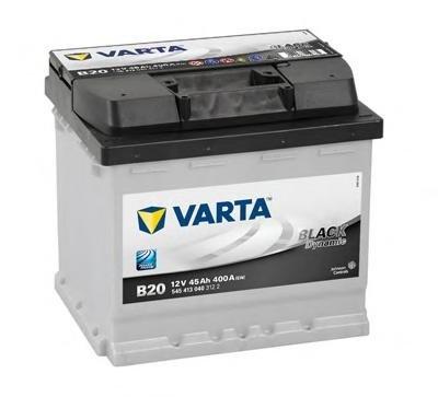 Baterie de pornire FIAT 850 cupe, FIAT STRADA Cabriolet, FIAT STRADA I (138A) - VARTA 5454130403122