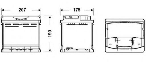 Baterie de pornire FIAT BARCHETTA (183) (1995 - 20