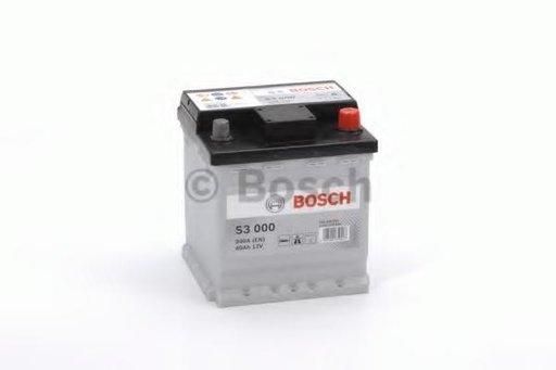 Baterie de pornire FIAT CINQUECENTO (170), FIAT X 1/9 (128 AS), PEUGEOT 106  (1A, 1C) - BOSCH 0 092 S30 000
