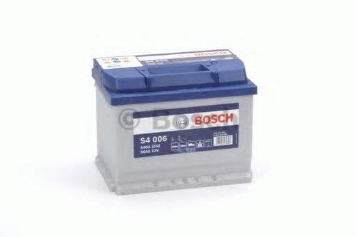 Baterie de pornire FIAT STRADA I (138A), SEAT RONDA (022A), FIAT 124 Spider - BOSCH 0 092 S40 060