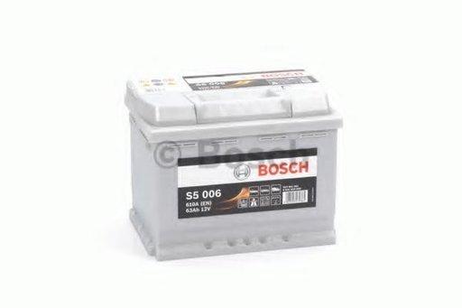 Baterie de pornire FIAT STRADA I (138A), SEAT RONDA (022A), FIAT 124 Spider - BOSCH 0 092 S50 060