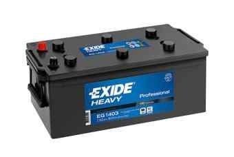 Baterie de pornire IVECO EuroCargo EXIDE EG1403