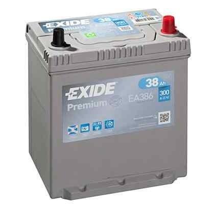 Baterie de pornire LEXUS CT (ZWA1_) EXIDE EA386