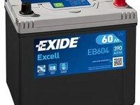 Baterie de pornire MAZDA EUNOS 500 (CA), MAZDA MILLENIA (TA), TOYOTA COROLLA hatchback (_E10_) - EXIDE EB604