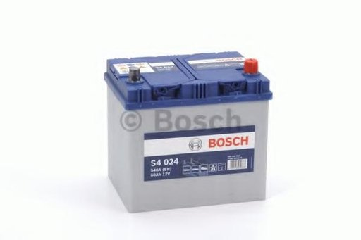 Baterie de pornire MAZDA EUNOS 500 (CA), TOYOTA COROLLA hatchback (_E10_), TOYOTA COROLLA hatchback (_E9_) - BOSCH 0 092 S40 240