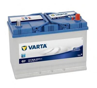 Baterie de pornire MAZDA MILLENIA (TA), TOYOTA COROLLA hatchback (_E10_), TOYOTA COROLLA hatchback (_E9_) - VARTA 5954040833132