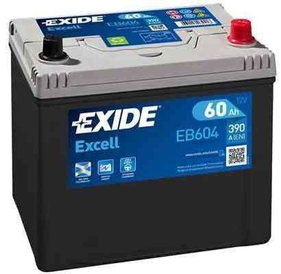 Baterie de pornire MAZDA XEDOS 6 (CA) Producator EXIDE EB604