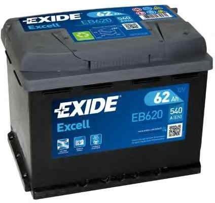 Baterie de pornire MERCEDES-BENZ COUPE (C123) Producator EXIDE EB620