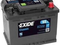 Baterie de pornire MERCEDES-BENZ COUPE (C123), MERCEDES-BENZ COUPE (C124), CITROËN RELAY bus (230P) - EXIDE EC550