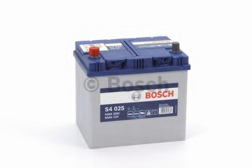 Baterie de pornire MITSUBISHI COLT  (A15_A), SAAB 90 limuzina, MITSUBISHI CORDIA (A21_A, AB) - BOSCH 0 092 S40 250