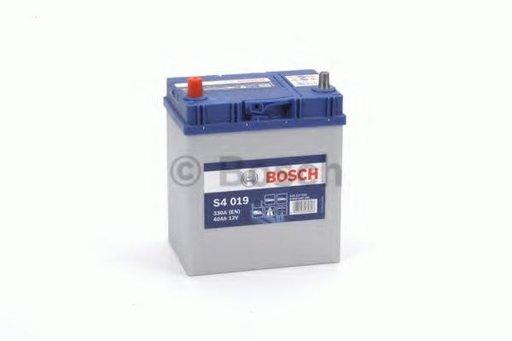 Baterie de pornire MITSUBISHI COLT  (A15_A), MITSUBISHI COLT Mk II (C1_A), MITSUBISHI COLT Mk III (C5_A) - BOSCH 0 092 S40 190
