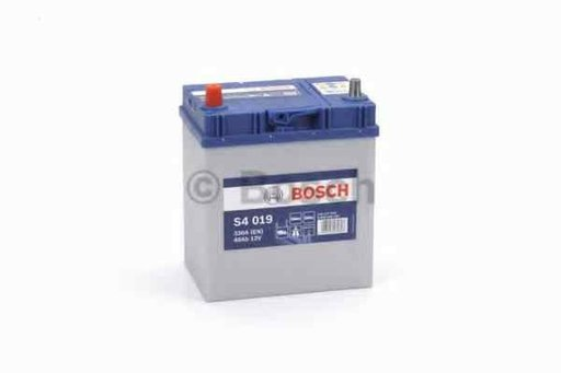 Baterie de pornire MITSUBISHI COLT I (A15_A) BOSCH 0 092 S40 190