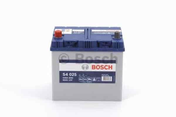 Baterie de pornire MITSUBISHI COLT I (A15_A) Producator BOSCH 0 092 S40 250