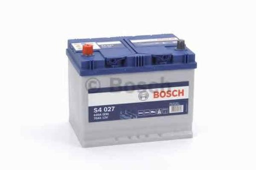 Baterie de pornire MITSUBISHI COLT II (C1_A) Producator BOSCH 0 092 S40 270
