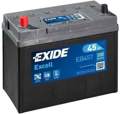 Baterie de pornire MITSUBISHI COLT LANCER A7 EXIDE