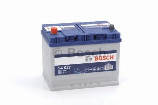 Baterie de pornire MITSUBISHI COLT Mk II (C1_A), MITSUBISHI COLT Mk III (C5_A), MITSUBISHI COLT Mk IV (CA_A) - BOSCH 0 092 S40 270