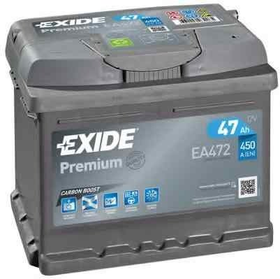 Baterie de pornire OPEL COMBO (71_) Producator EXIDE EA472