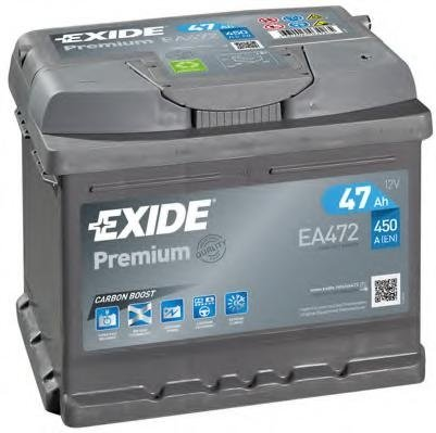 Baterie de pornire OPEL COMBO (71_), VW CAROCHA, SEAT CORDOBA limuzina (6K1, 6K2) - EXIDE EA472