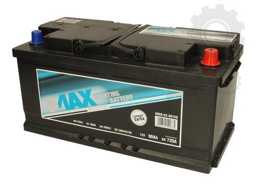 Baterie de pornire OPEL VECTRA C kombi Producator 4MAX 0608-03-0015Q