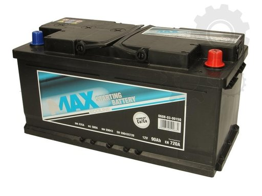 Baterie de pornire OPEL VIVARO nadwozie pe³ne F7 Producator 4MAX 0608-03-0015Q