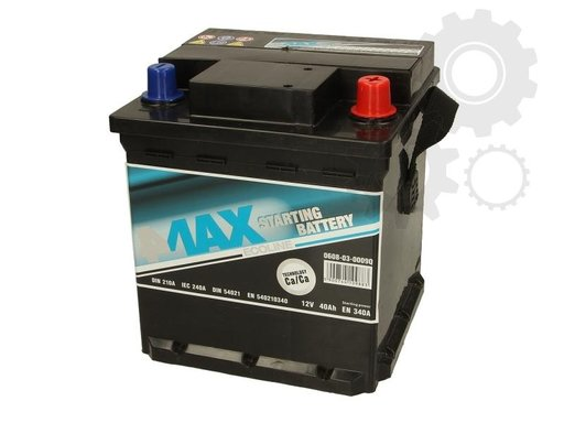 Baterie de pornire PEUGEOT 106 II (1) Producator 4